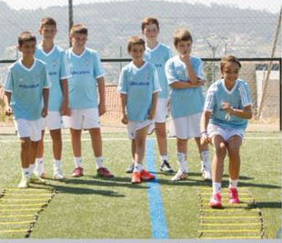Learn Spanish & Play Soccer in Madrid & Vigo - for 14-17 yo