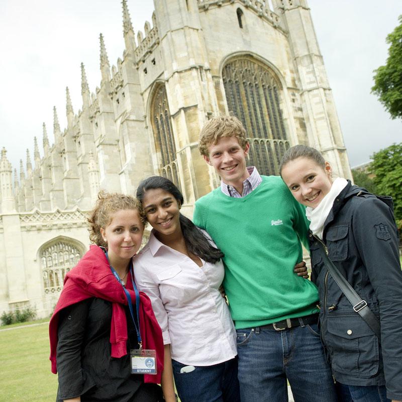 Cambridge Summer School (Broadening Horizons - 2 weeks) for 16-18 yo